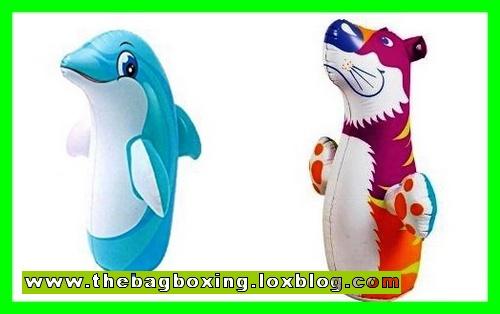 خرید اینترنتی پستی کیسه بوکس بادی کودکانه پسرانه